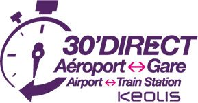 Direct30' Shuttle Service from Bordeaux