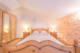 Le Gargantua   Gargamelle Bedroom   Double Bed