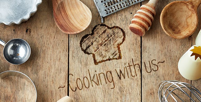 Cookery holidays in France