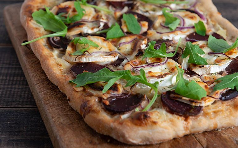 Vegetarian Pizza | Cooking Vacations