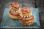 Le Gargantua | French Patisserie | Religieuse