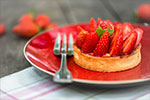Le Gargantua | French Patisserie | Strawberry Tart
