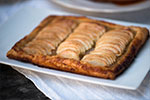 Le Gargantua | French Patisserie | Apple Slice on homemade puff pastry