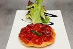 Le Gargantua | French Cooking Course | Tomato Tatin